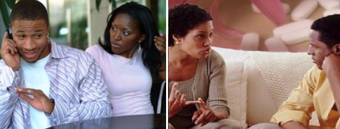 What Did You Say!!! 6 Things You Should Never Say To Your Man