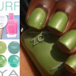 Zoya Beach & Surf Summer 2012 Stunning Nail Polish