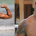 Sugar Rush: Criminal Minds Shemar Moore Topless On Miami Beach Holla!!!