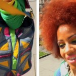 My Afro, Summer Colourful Lookbook & Eyeshadow
