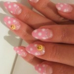 pretty_nail_art smily face