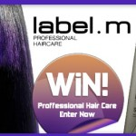Competition: Win Professional Label M Hair Shine Spray (closed)