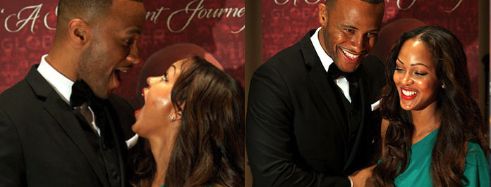 Sexy Meagan Good & Fiance Speak On No Sex Before Marriage To Honor Gods Ways & Inspire Others