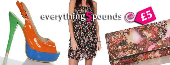 Fabulous New Summer Wardrobe Items For £5