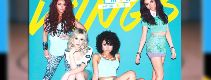 New Music Video: Little Mix – Wings