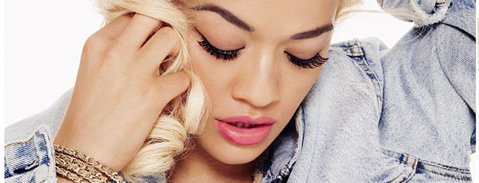Rita Ora Does Hot Denim For Glamour Magazine & Spills On Rob Kardashian Rumors! !