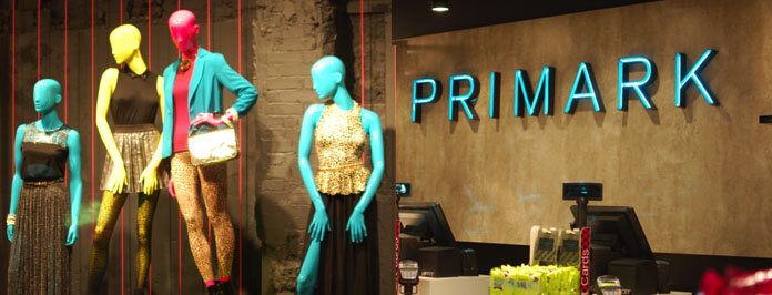 Primark's Oxford Street - Tottenham Court Road Flagship Store Launch