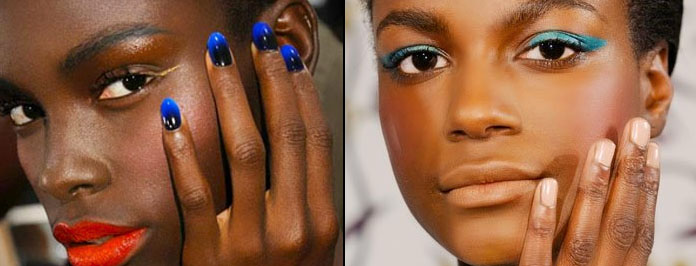 Autumn 2012 Catwalk Nail Trends