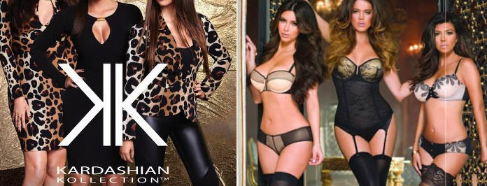 Kim, Kourtney,& Khloe Collaborate With UK Dorothy Perkins For 'Kardashian Kollection'