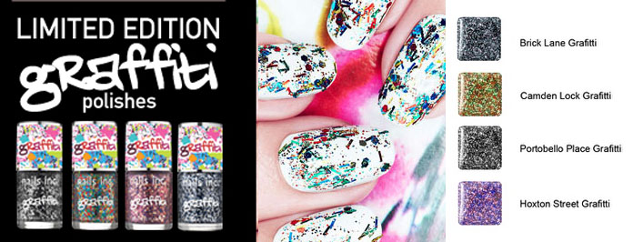 Must Have Nails Inc Graffiti Polish