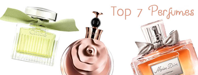 Top 7 Perfumes Autumn-Winter 2012