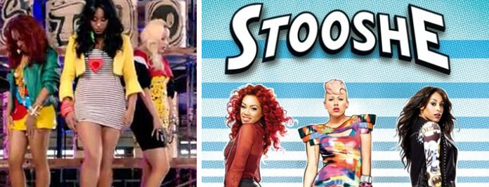 Video- Stooshe Covers TLC Waterfalls