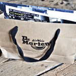 Dr. Martens shopping bag