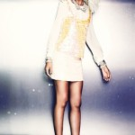 "Chanel Iman for Forever 21 ""Let It Glow"" Campaign 2012"