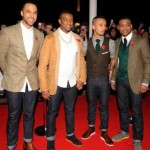 Photo by Gavin Trafford.MOBO Awards at Liverpool Echo Arena.JLS arrive