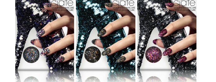 Hot For 2013 The Ciate Sequin Manicure