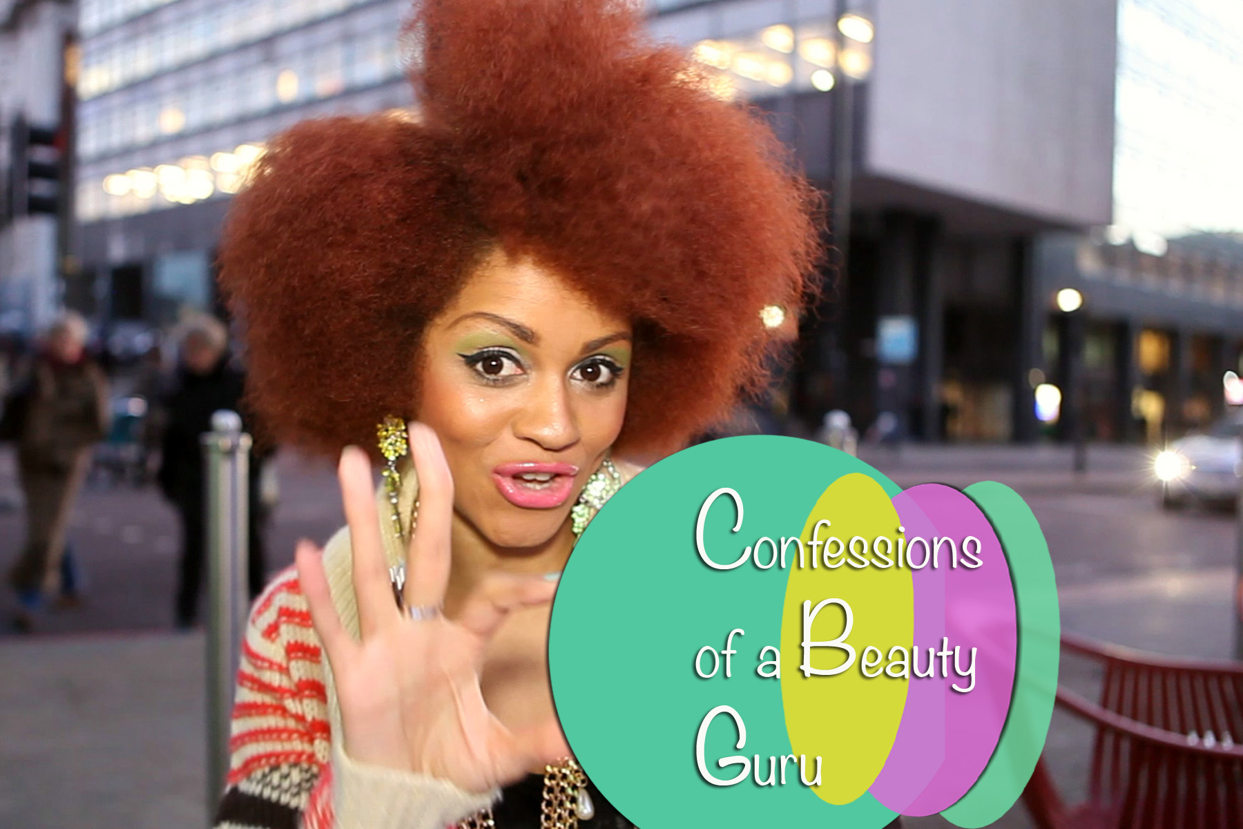 TAG: Confessions of a Beauty Guru