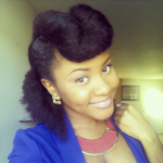 afro hairstyle style