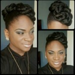 afro hairstyle braids