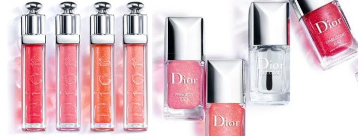 Dior Addict Spring 2013 gloss & polish