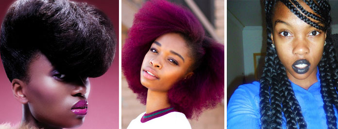 Visual Orgasm Black Girls Rock: Stunning Afro & Natural Hair Style Inspiration