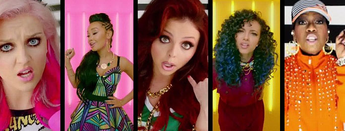 New Video: Little Mix 'How Ya Doin' (ft. Missy Elliott)'