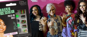 little mix nails