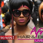Afro Hair & Beauty Live 2013 Ticket Giveaway (closed)