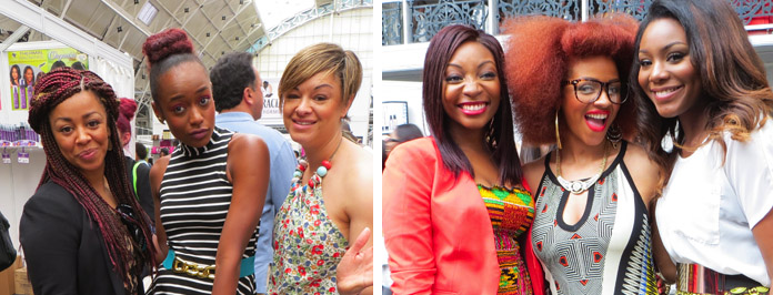 Afro Hair & Beauty Live 2013, Packed 2 Days!