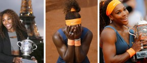 Serena Williams Wins Her Second French Open Title