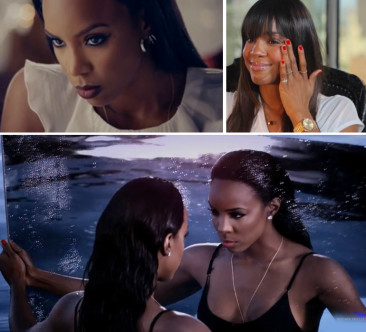 Kelly Rowland – Dirty Laundry Video (explicit)