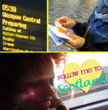 Follow Me: How I Prepare For My Trip To Visit Family In Scotland