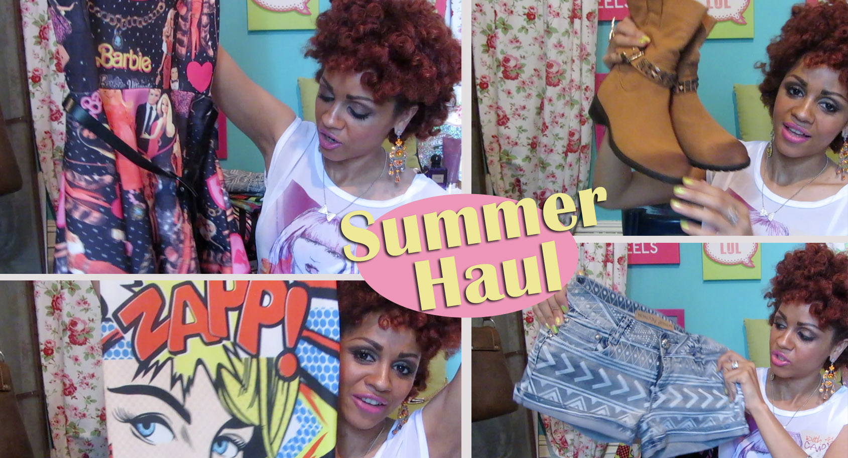 My Fashion Summer Haul Buys: Dresses,Denim Shorts,Shoes & More!