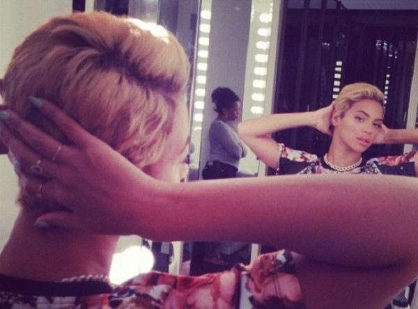 Hot Or Not? Beyonce Shows Off New Pixie Cut