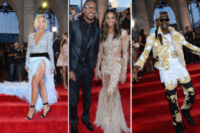 MTV VMA 2013 Red Carpet Fashion Action Roundup, Hit Or Miss!
