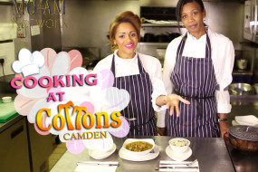 Cooking At Cottons Camden: Delicious Curry Goat Recipe