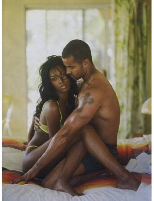 Not Love black art couples having sex