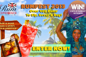 Competition: Win 2 Sets Of Tickets To Worlds Biggest Rumfest UK 2013 (Closed)