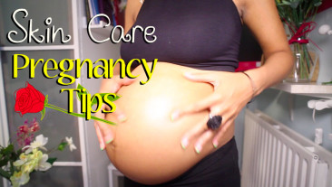 Pregnancy Skin Care: Avoid Dreaded Stretch Marks, Products & Massage Techniques