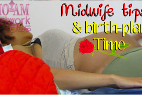 Midwife Tips & Birth Plan, Time To Get The Thinking Hat On!