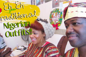 Eh Eh! Rockin Traditional Nigerian Outfits