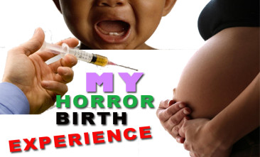 My Horror Hospital Birthing Experience!! (Full Length)