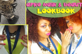 Afro Hair & Beauty Live 2014: Outfit Of The Day Lookbook