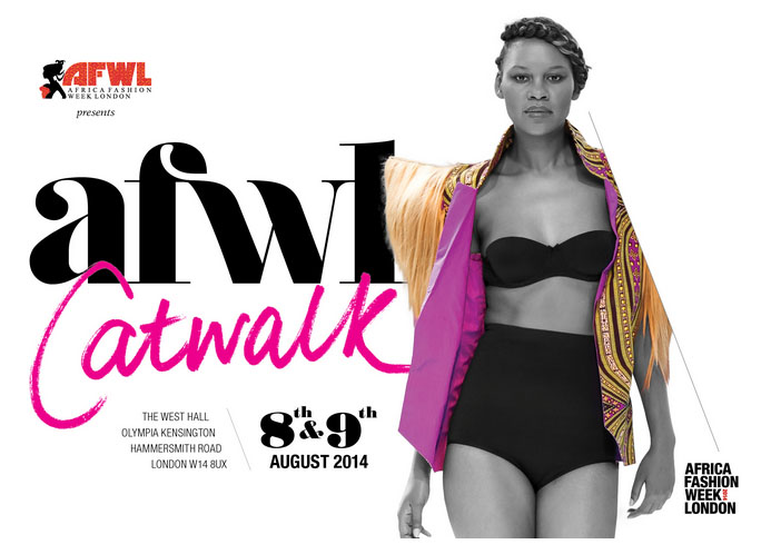 Competition: Win Tickets To African Fashion Week London 2014