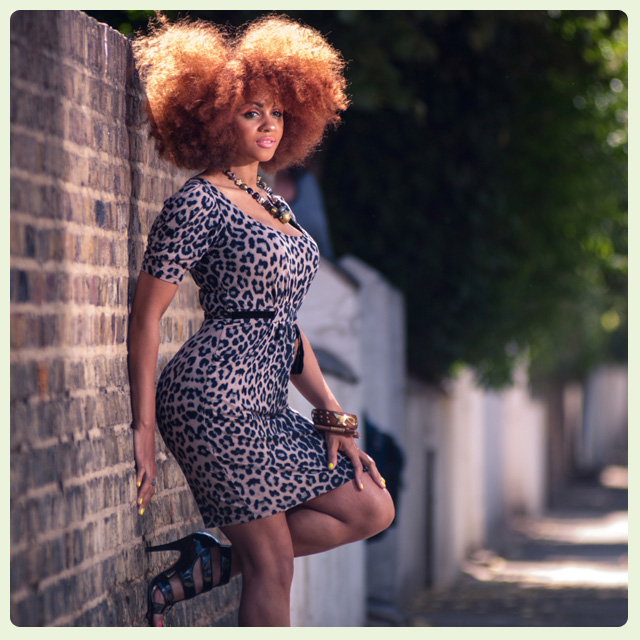 Hear Me Rooooar! Leopard Print Dress