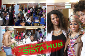 Sistahub: Natural Hair, African Fashion, Bloggers Bar & Social Media Expo