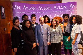 Exclusive Avlon Bloggers Breakfast With Keracare