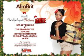 Zanjoo At AfroBrit Design Show