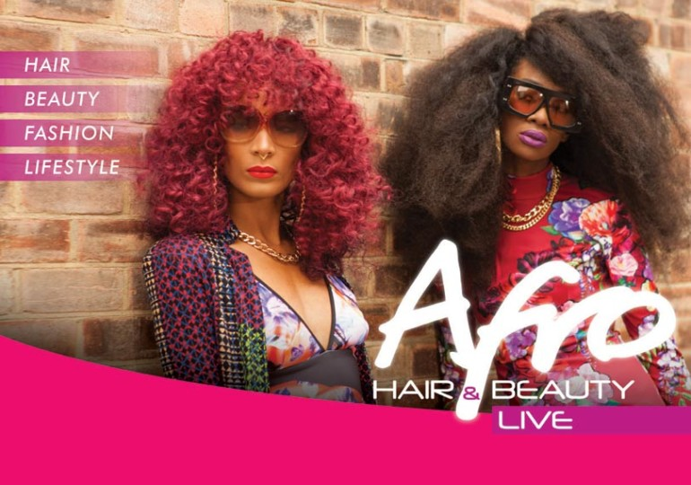 Zanjoo At Afro Hair & Beauty Live 2016