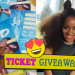 Chit Chat & Afro Hair Event Ticket Giveaway